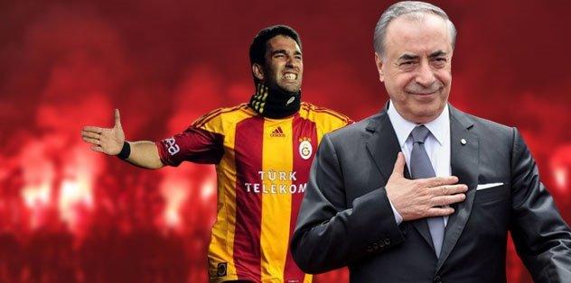 Mustafa Cengiz resmen açıkladı! Arda Turan... - Futbol -