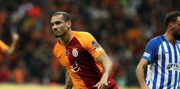 Maicon'un menajerinden flaş hamle! Galatasaray'a fax çekti ve... - Futbol -