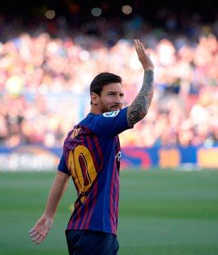 Messi'nin sözleşmesindeki madde ortaya çıktı! Barcelona'dan ayrılabilir