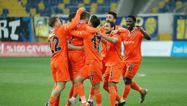 Ankaragücü Başakşehir 1-2 (MAÇ SONUCU - ÖZET)