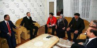 Cumhurbaşkanı Erdoğan'dan Kayaalp'e ziyaret