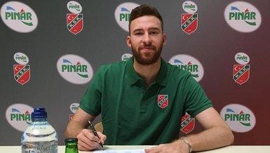 Son dakika transfer haberleri: Frutti Extra Bursaspor, Onuralp Bitim'i kadrosuna kattı