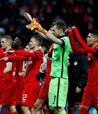 Leverkusen 2-0 Augsburg | MAÇ SONUCU