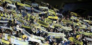 Fenerbahçe taraftarından maça yoğun ilgi