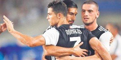 Merih'e övgü: Juventus 10 yıl stoper aramaz