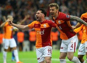 Galatasaray Avrupada ikinci