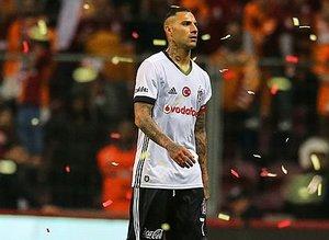 Galatasaray-Beşiktaş derbisinde Quaresma'ya şok tepki