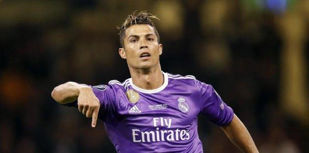 Ronaldo'nun biyolojik yaşı 23