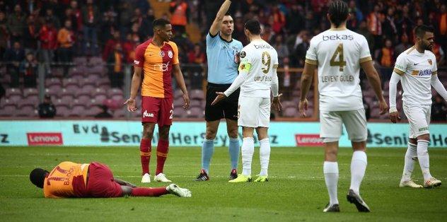Galatasaray maçı sonrası üzen haber! Sezonu kapattı...