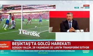 Beşiktaş'tan Ze Luis hamlesi!