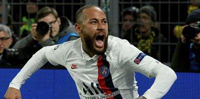 Neymar: Sahalara geç dönmem PSG'nin suçu!