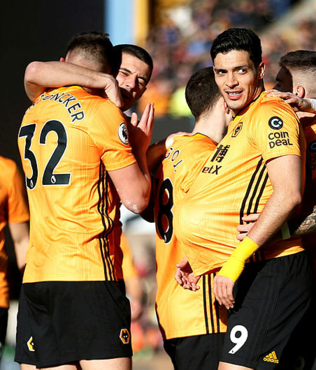 Wolverhampton 3-0 Norwich City | MAÇ SONUCU
