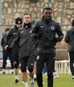 Gaziantep FK'de Kayserispor maçının hazırlıkları başladı
