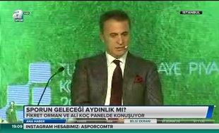 "Ali Koç: ""Gerekirse Avrupa'ya 5 yıl gitmeyelim!"""