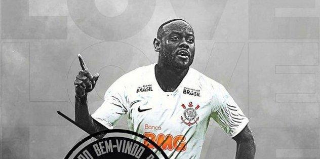 Vagner Love Corinthians'a transfer oldu