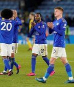 Leicester tek golle tur biletini kaptı