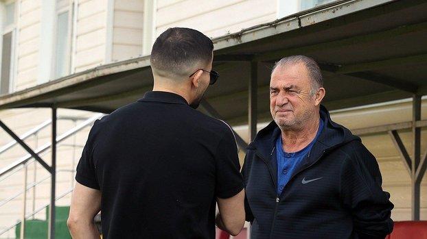Omar Elabdellaoui sürprizi #
