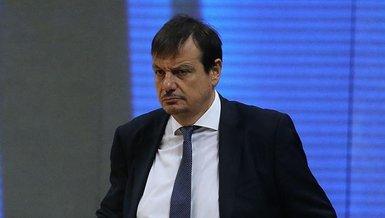 """Son dakika spor haberi: Ergin Ataman """"Maçı ilk çeyrekte kazandık"""""""