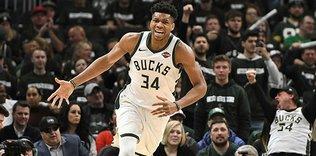 Ersanlı Bucks Pistons'ı rahat geçti