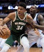 Ersanlı Milwaukee Bucks serisini sürdürdü