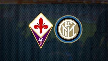 Fiorentina-Inter maçı saat kaçta, hangi kanalda?