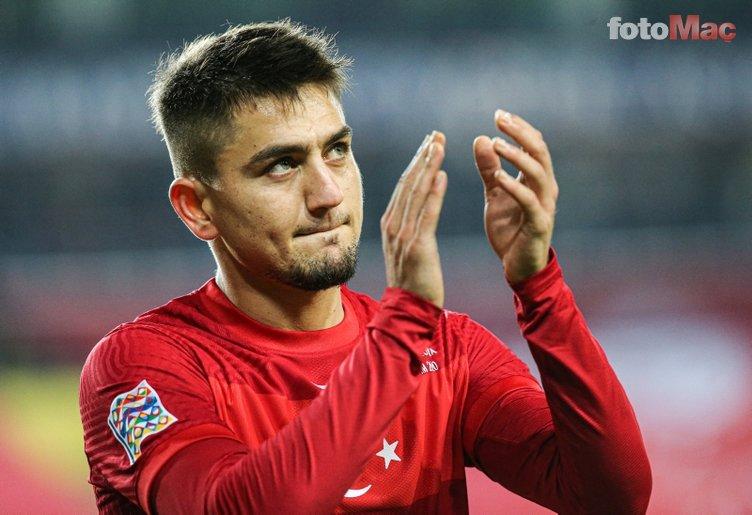 Son dakika transfer haberi: Galatasaray Cengiz Ünder için nabız yokladı