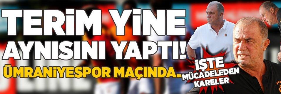 iste galatasaray umraniyespor macindan kareler 1598889509537 - Son dakika: Galatasaray-Kasımpaşa maçı iptal edildi!