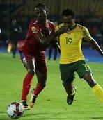 Güney Afrika Namibya'yı 1-0'la geçti