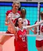 Elemelerin MVP'si Meryem Boz