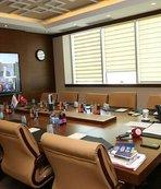 Bakan Kasapoğlu federasyon başkanlarıyla görüştü