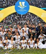 İspanya Süper Kupası Real Madrid'in!