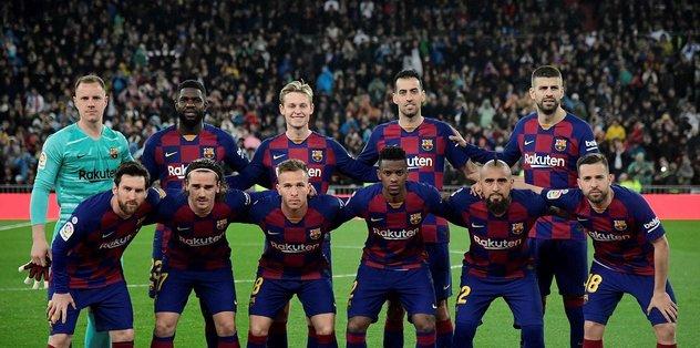 Barcelona'da Messi ve arkadaşları maaş kesintisini kabul etti!