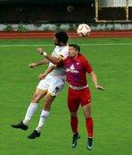 Düzcespor-Bayburt Grup Özel İdare Gençlik ve Spor: 1-0