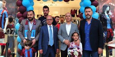 Ankara'da TS Club mağazası açıldı
