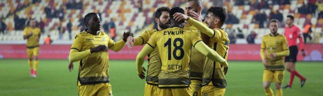 E.Yeni Malatyaspor kupada tur peşinde