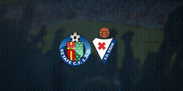 Getafe-Eibar maçı ne zaman? Saat kaçta? Hangi kanalda canlı yayınlanacak? - Futbol -