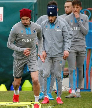 Trabzonspor'da hedef yeni seri