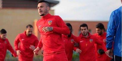 Kayserispor, Trabzonspor hazırlıklarına başladı