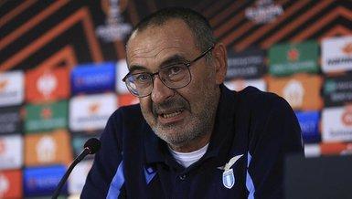 """Galatasaray Lazio maçı öncesi Maurizio Sarri konuştu! """"Fatih Terim de takip ettiğim hocalardan biri"""""""