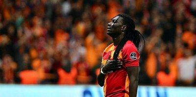 Gomis'e 2 gol yetiyor