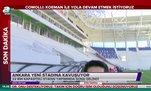 Ankara yeni stadına kavuşuyor