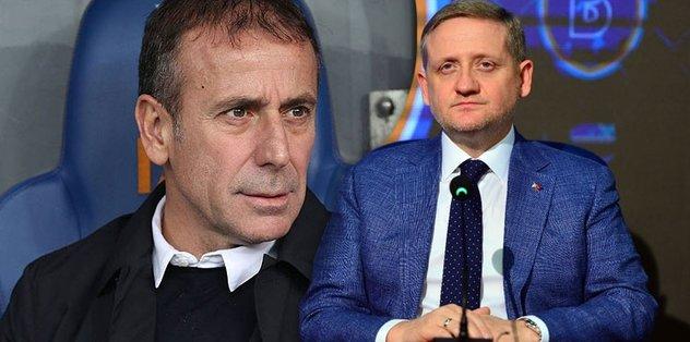 Medipol Başakşehir Başkanı Göksel Gümüşdağ'dan son dakika açıklaması! Abdullah Avcı...