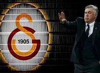 Galatasaray'a Ancelotti engeli!