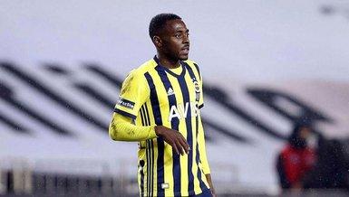 """Eintracht Frankfurt - Fenerbahçe maçı öncesi Bright Osayi-Samuel konuştu! """"Yarınki maç için sabırsızlanıyorum"""" (FB spor haberi)"""