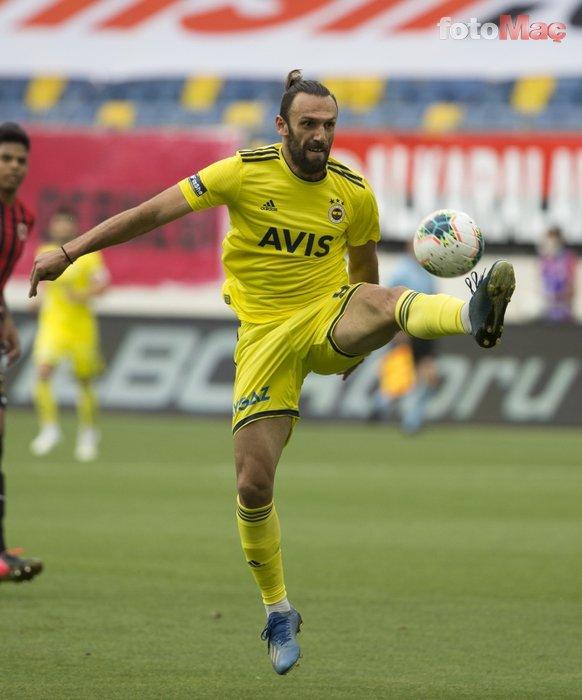 Son dakika spor haberi: Fenerbahçe'de hasret sona eriyor! Vedat Muriç transferi an meselesi