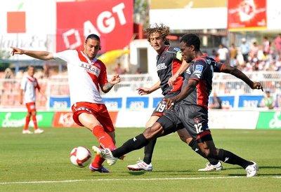 Antalyaspor - Gaziantepspor (TSL 32. hafta maçı)