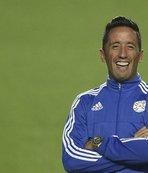Akhisarspor'a Paraguaylı golcü