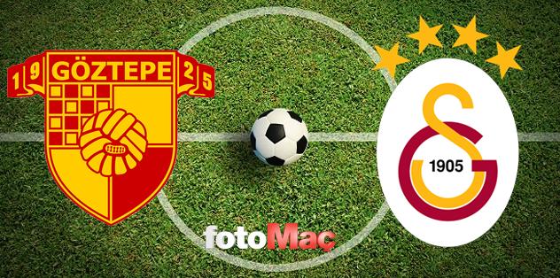 Göztepe-Galatasaray maçı hangi kanalda, ne zaman, saat kaçta, ?