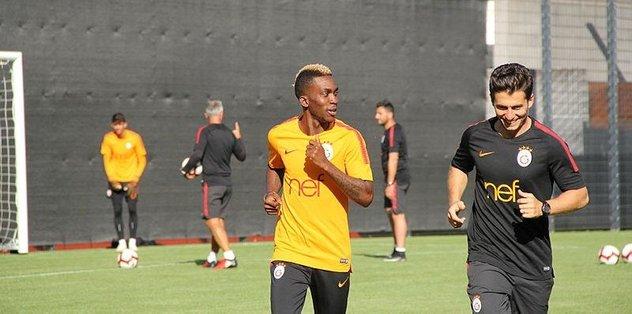 Onyekuru, Galatasaray'a hayran kaldı!