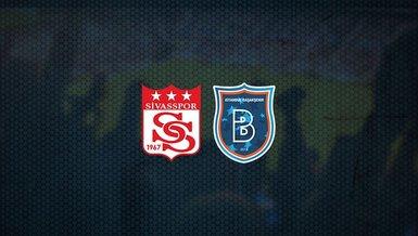 Sivasspor - Başakşehir maçı ne zaman, saat kaçta ve hangi kanalda canlı yayınlanacak?   Süper Lig